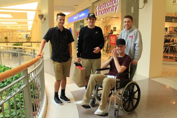 shopping bros